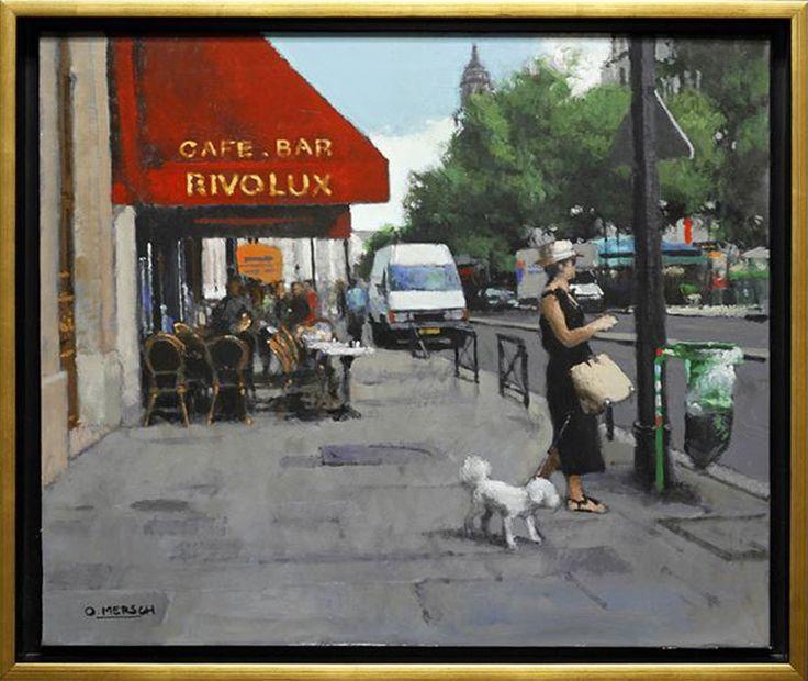 Cafe Bar, Paris