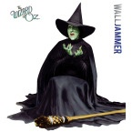 Wicked Witch Melting - Wizard Of Oz Walljammer