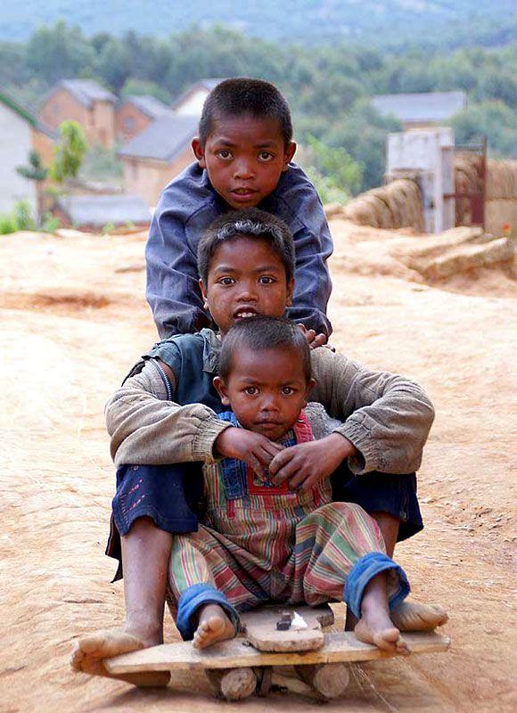 Boys of Madagascar - Antananarivo, Antananarivo - Madagascar