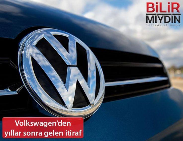 Volkswagen'den yıllar sonra gelen itiraf - https://bilirmiydin.com/volkswagenden-yillar-sonra-gelen-itiraf/