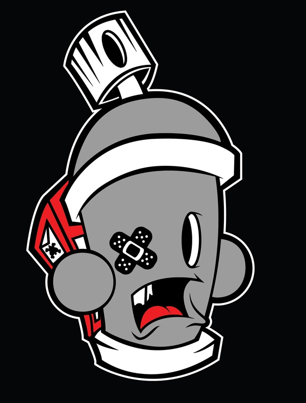 Swifty Spade by Steven Bryant via Behance Character Design