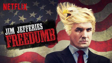 "Check out ""Jim Jefferies: Freedumb"" on Netflix"