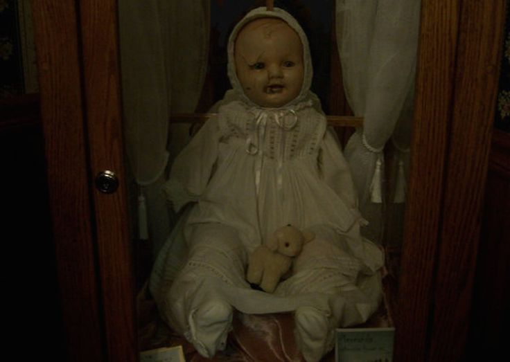 Meet Mandy the Doll, Canada's most evil antique | Road Trip - Discover Your America with Roadtrippers