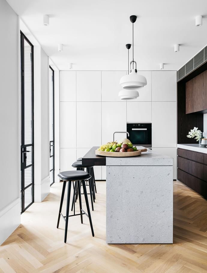 Photo: Felix Forest   Project: SJB Interiors   Story: Belle
