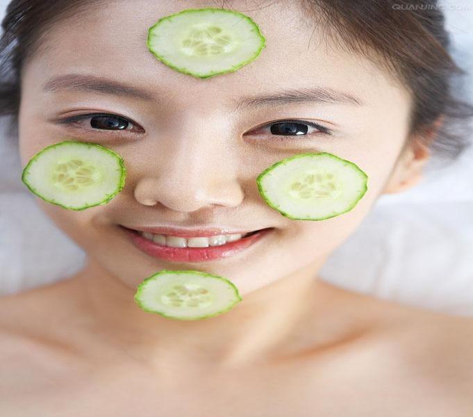 Benefits cucumber facial