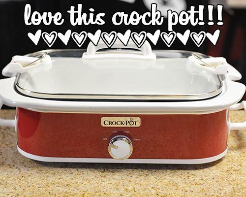 Great Casserole Crock Pot Recipes using the 9 x13 crock pot.