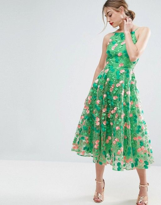 30 Spring Dresses That Are Perfect for Wedding Season