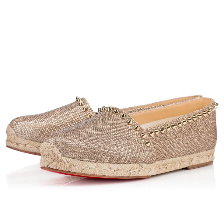 Shoes - Ares Flat - Christian Louboutin | Clothing | Pinterest ...