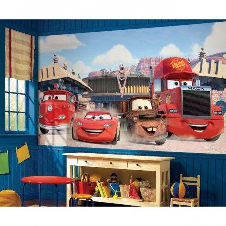 Disney∙Pixar Cars Friends To The Finish XL Wallpaper Mural 10.5u0027 X 6u0027 Part 51