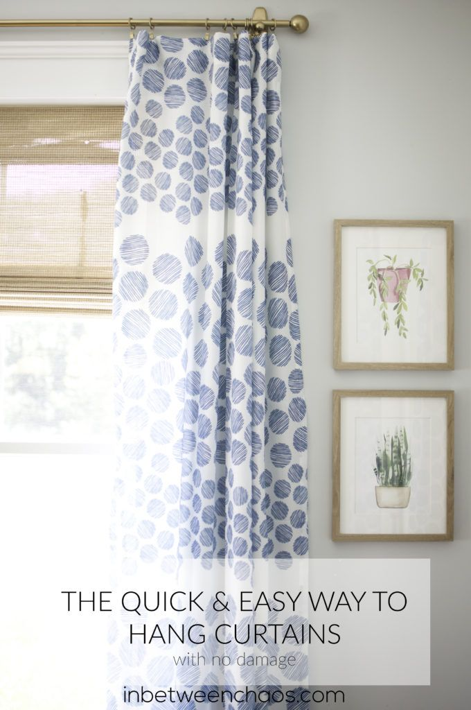 22+ Diy hanging curtains without rods ideas in 2021