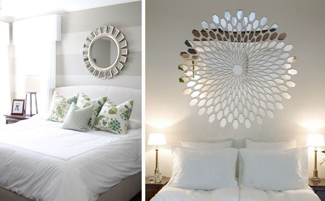 Ideas para decorar con espejos decoraci n pinterest - Decoracion con espejos ...