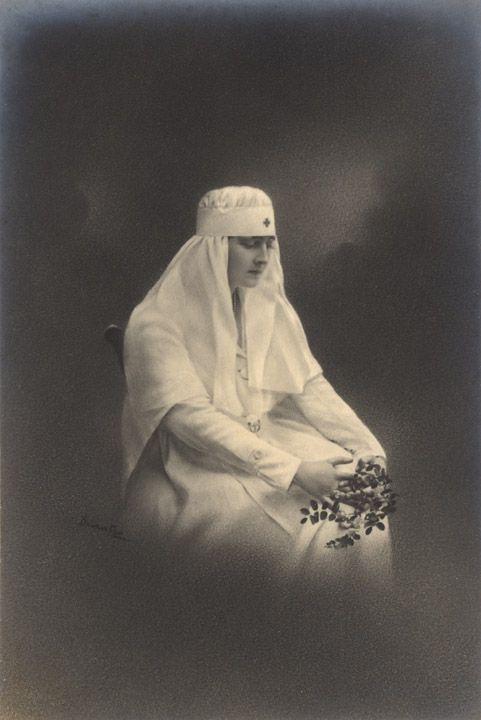 Princess Elisabeth of Romania later queen of Greece