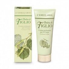 Hársfavirág illatú testápoló krém - Rendeld meg online! Lerbolario Naturkozmetikumok http://lerbolario-naturkozmetikumok.hu/kategoriak/testapolas/testapolok