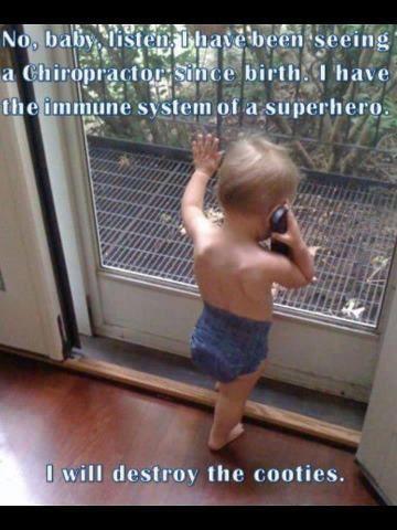 Chiropractic humor. Hahaha love it!