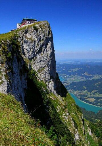 Schafberg Salzkammergut, Austria