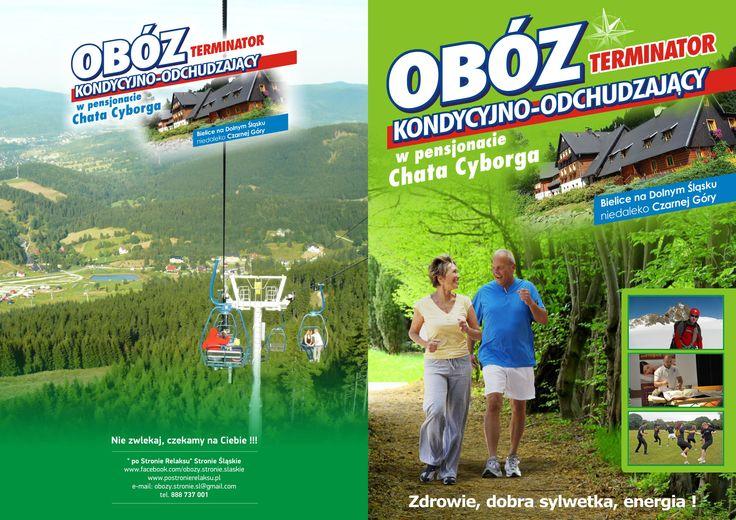 Zapraszamy na Obozy odchudzające w okolicach Czarna Góra