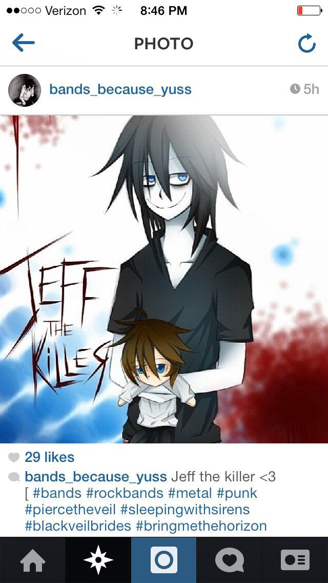 Jeff the killer creepypasta dating game