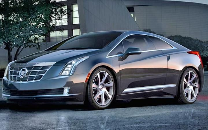 Cadillac CTS 2014, Best Car of the Year 2013 Experts Say