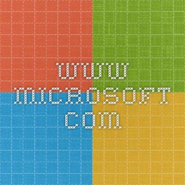 www.microsoft.com