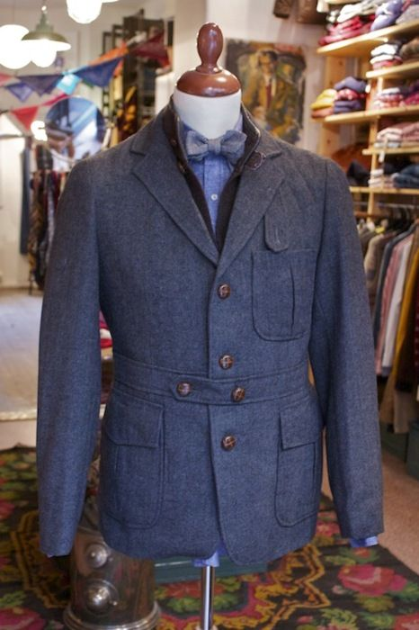 norfolk jacket