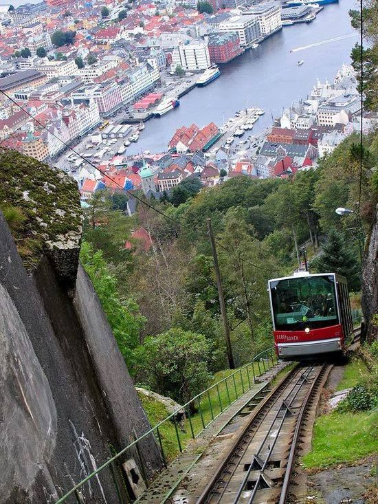 Bergen, Bergen es la segunda ciudad más grande de…