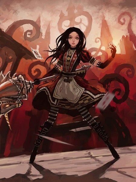 alice madness returns by Nightmaree-moon-sis.deviantart.com on @deviantART