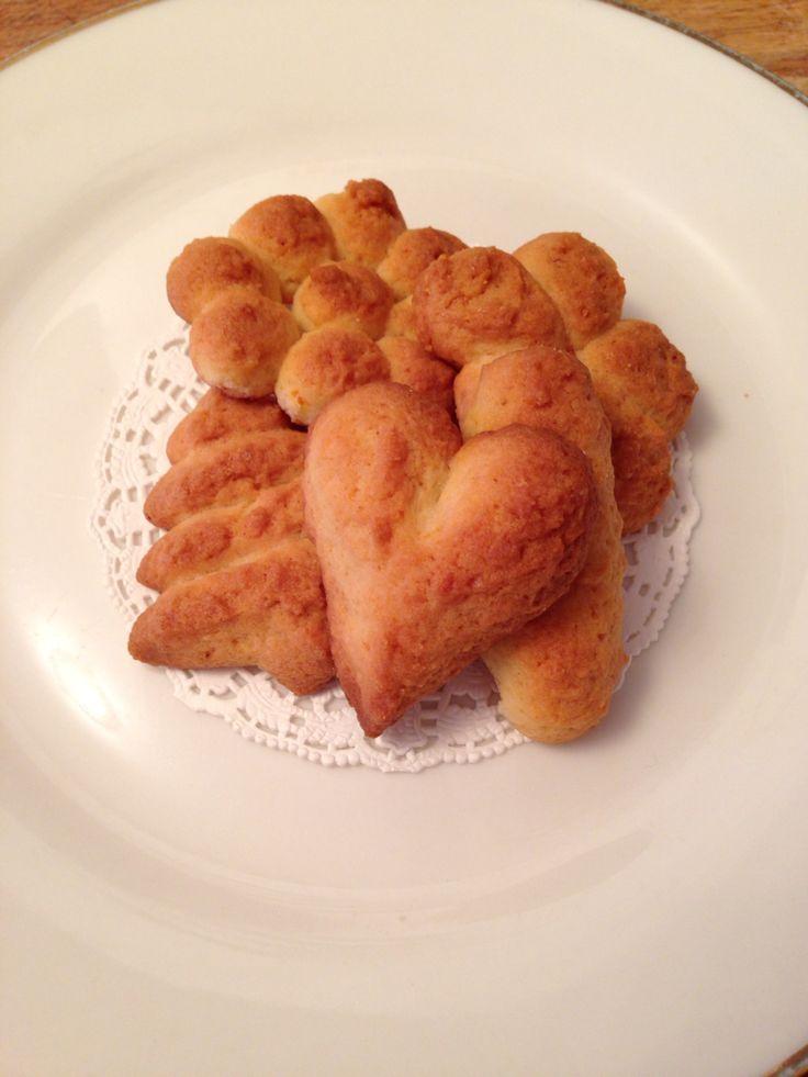 Biscotti alla mostarda