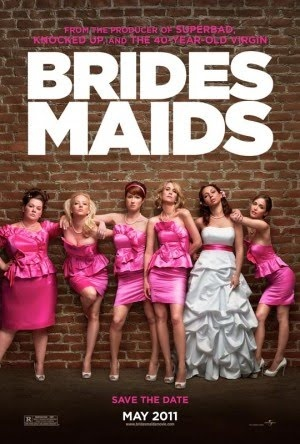 Bridesmaids! - the film women think their hen do will be like!