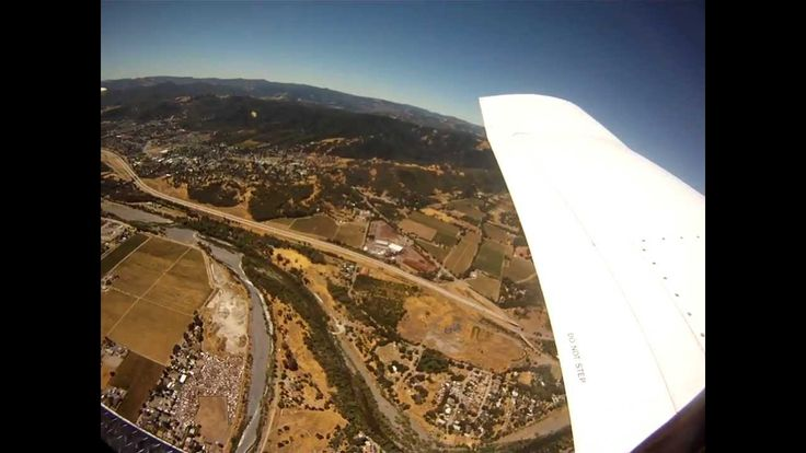 GoPro camera survives a fall from an airplane! (But where it lands is even better)