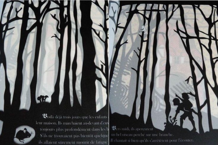 La forêt dans les albums pour enfants | Les territoires de l'album