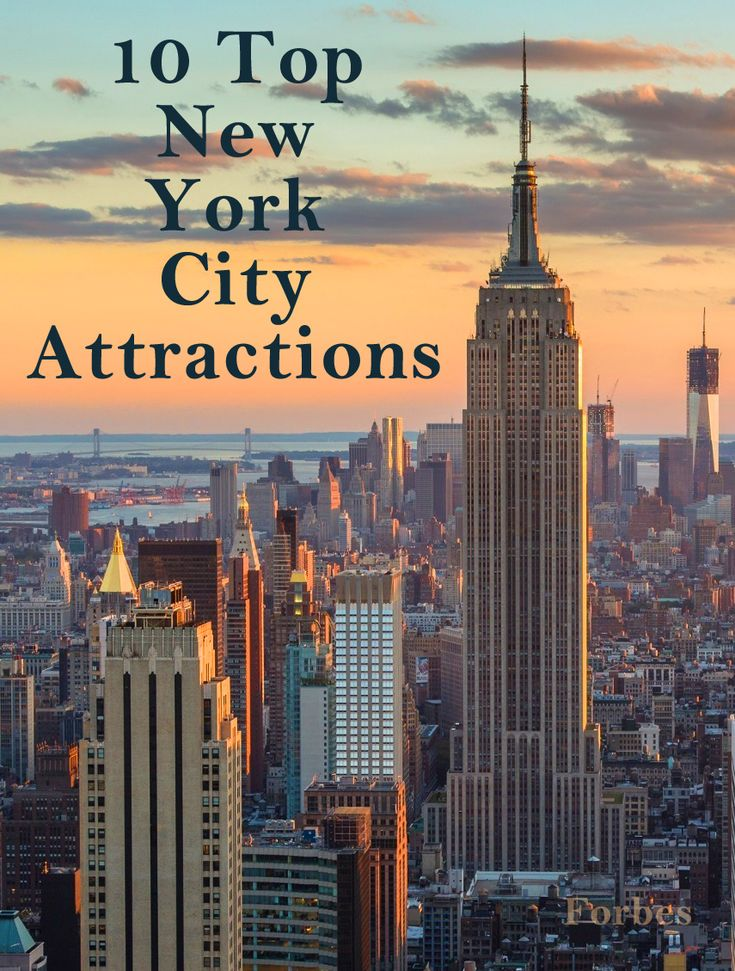 10 Top New York City Attractions In 2019