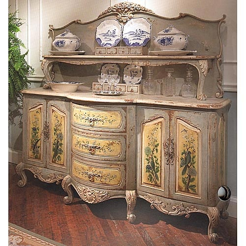 hb231480a habersham la claire buffet - Habersham Furniture