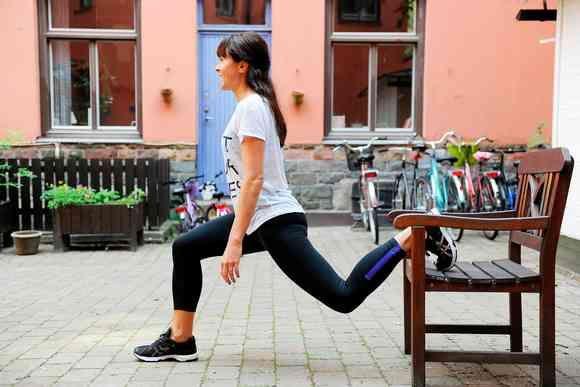 Tre övningar för starka ben | Träning | Wellness | Aftonbladet