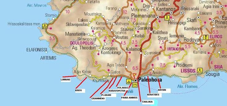 paleochora crete - Google Search