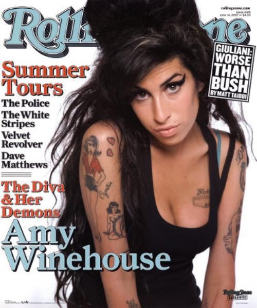 amy winehouse 7 Remembering Amy Winehouse one year later (36 photos)