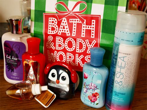 121 best Bath & Body Works images on Pinterest | Bath and body ...