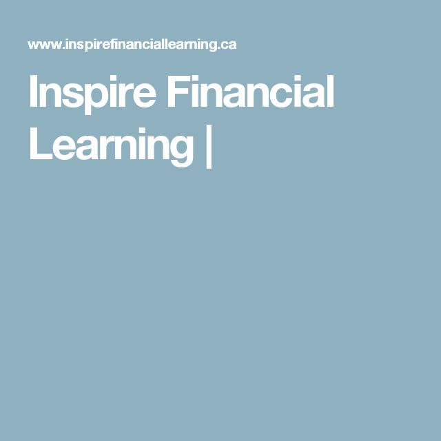 Inspire Financial Learning |