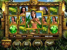 Aztec Treasure Video Slot Game