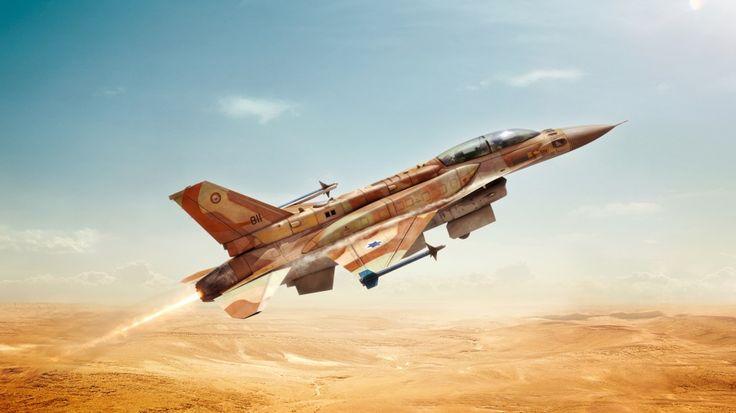 F16-i SUFA by Grant Warwick | Transport | 3D | CGSociety