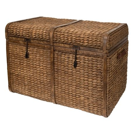 Trunk Storage Box Selected Stores Brown