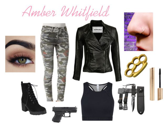 Battle ready Amber by kat-456 on Polyvore featuring polyvore, fashion, style, True Religion, Under Armour and clothing