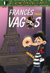 """Portada """"Francés para vagos"""""""