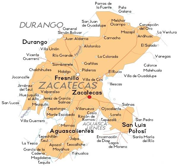 my grandmother, Rosa, was born in Valparaiso, Zacatecas in 1907.
