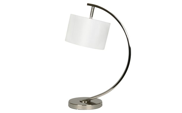 Noah Curved Complete Table Lamp