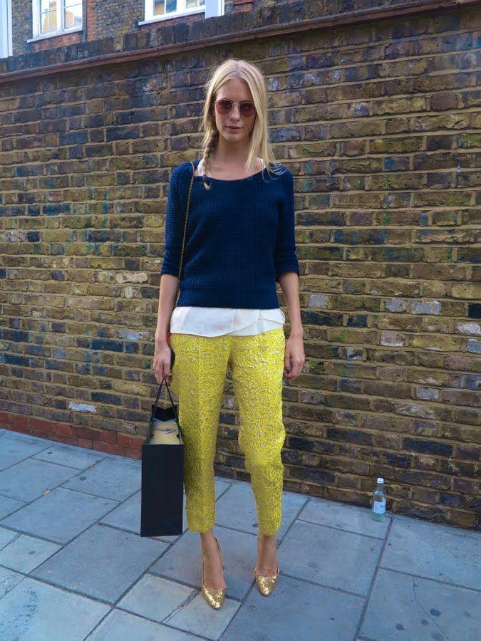 Face Hunter: LONDON - fashion week ss 13, day 2, 09/15/12