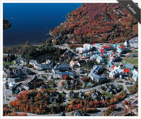 Mont Tremblant, Canada (done, 2003)