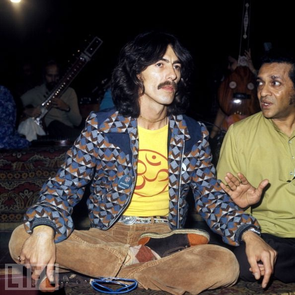 Shankar's influence stayed with Harrison the rest of his life. He was a Hare Krishna devotee and vegetarian until his death in 2001.