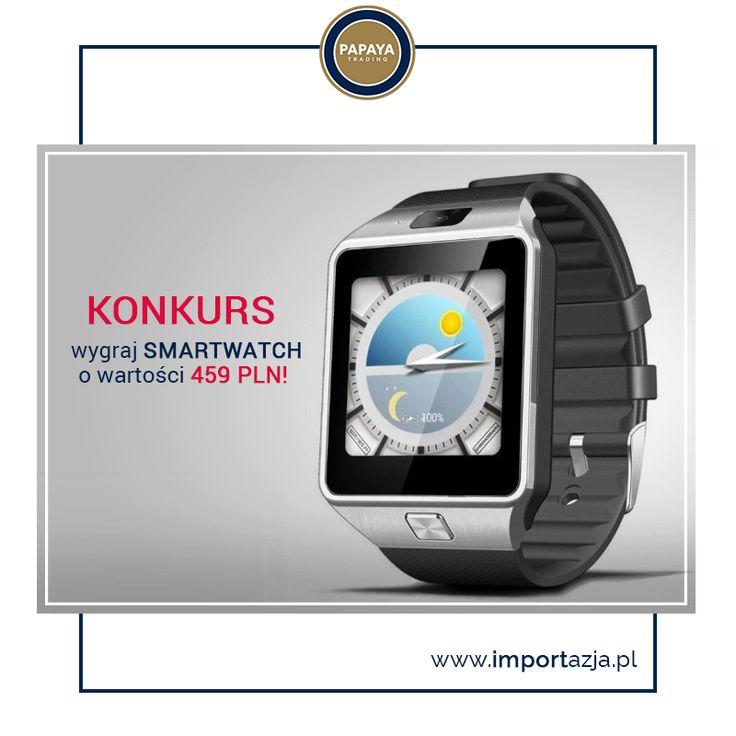 strefa bezeluszka: Smartwatch