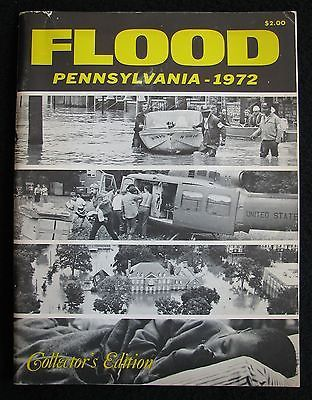'Flood Pennsylvania 1972' Harrisburg Wilkes-Barre Williamsport Danville PA