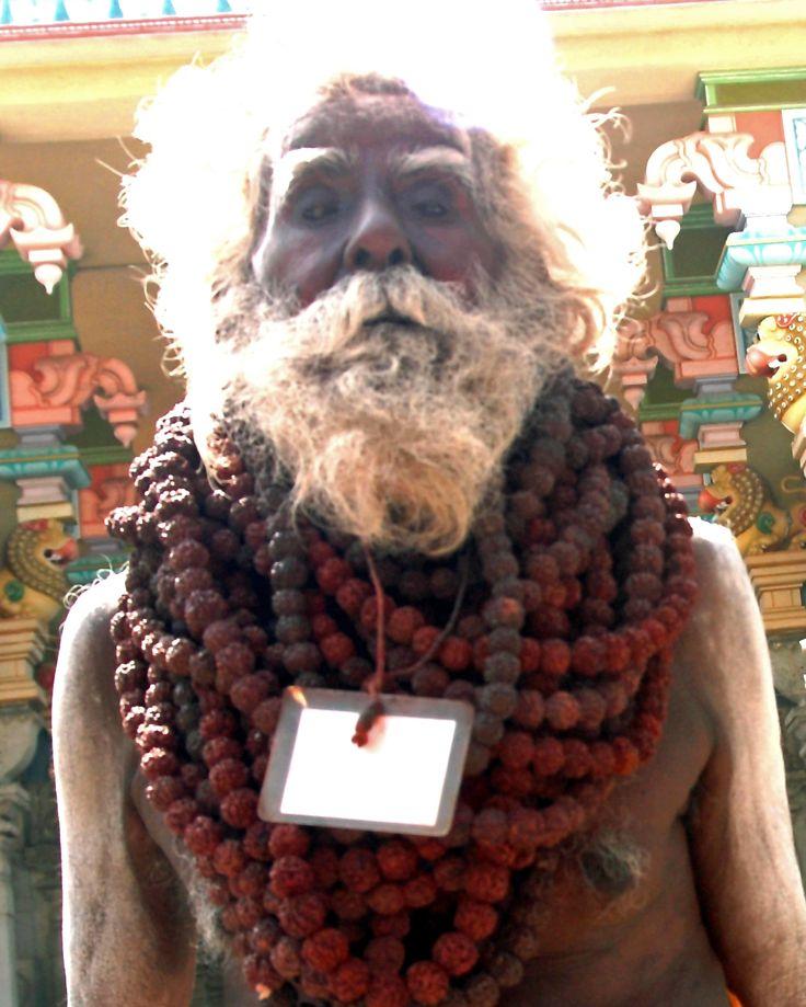 Sadu in Tiruvannamalai